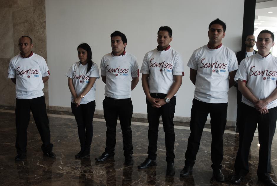 """La campaña """"Creando sonrisas"""" tendrá una duración de dos meses, donde se busca lograr 50 mil sonrisas de guatemaltecos. (Foto: Jesús Alfonso/Soy502)"""