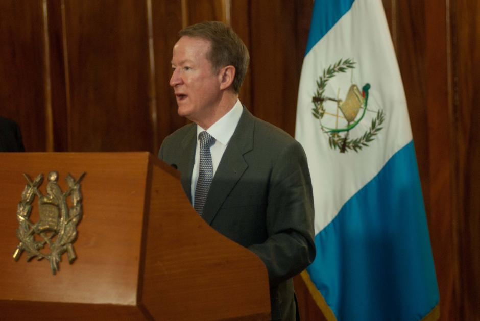 Esta es la tercera vez que el Subsecretario de EE.UU. visita el país. (Foto: Jesús Alfonso/Soy502)