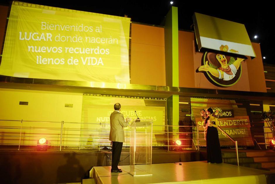 Con la apertura de los restaurantes de Santa Amelia y San Kriss Mall en San Cristóbal empieza una renovación integral para la cadena de restaurantes que está programada para que termine a finales del 2014. (Foto: Jesús Alfonso/Soy502)