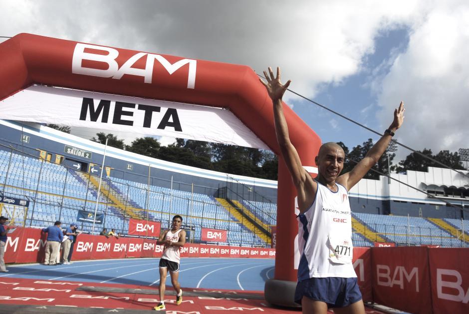 José Amado García fue el ganador por décimo año consecutivo de la competencia. (Foto: Jesús Alfonso/Soy502)