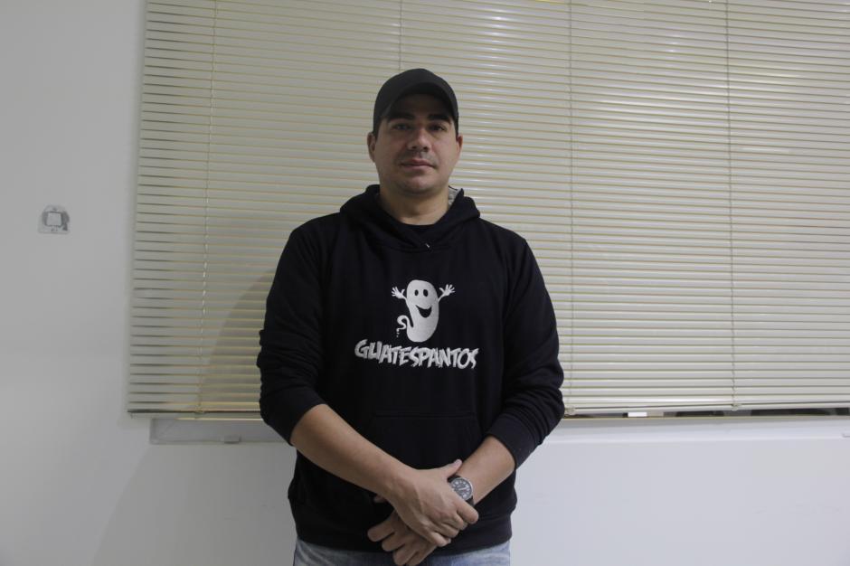 Gilberto Soto cuenta que es el único programa que existe en Centroamérica sobre este tema. (Foto: Fredy Hernández/Soy502)