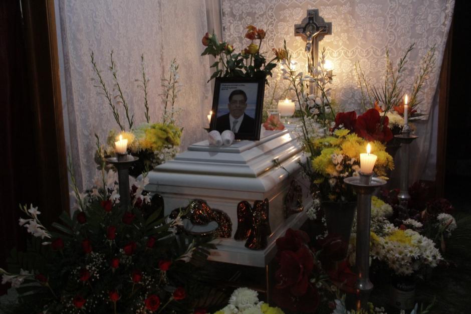 El Inacif tuvo que identificar el cuerpo con comparativa genética a través de huellas dactilares por el estado en el que se encontraba después de la explosión. (Foto: Fredy Hernández/Soy502)