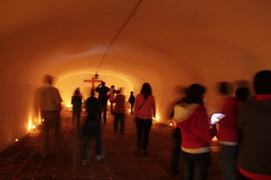 Los visitantes provienen de varios lugares de la capital y otros departamentos. (Foto: Fredy Hernández/Soy502)