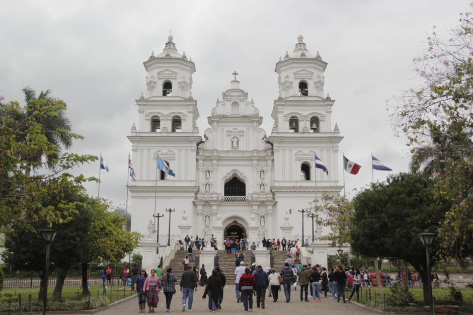 Esquipulas se verá abarrotada con la llegada de miles de feligreses. (Foto: Fredy Hernández/Soy502)