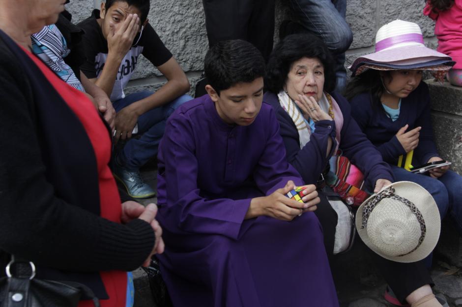 Esta tradición se celebra el quinto domingo de Cuaresma todos los años en Antigua Guatemala. (Foto: Fredy Hernández/Soy502)