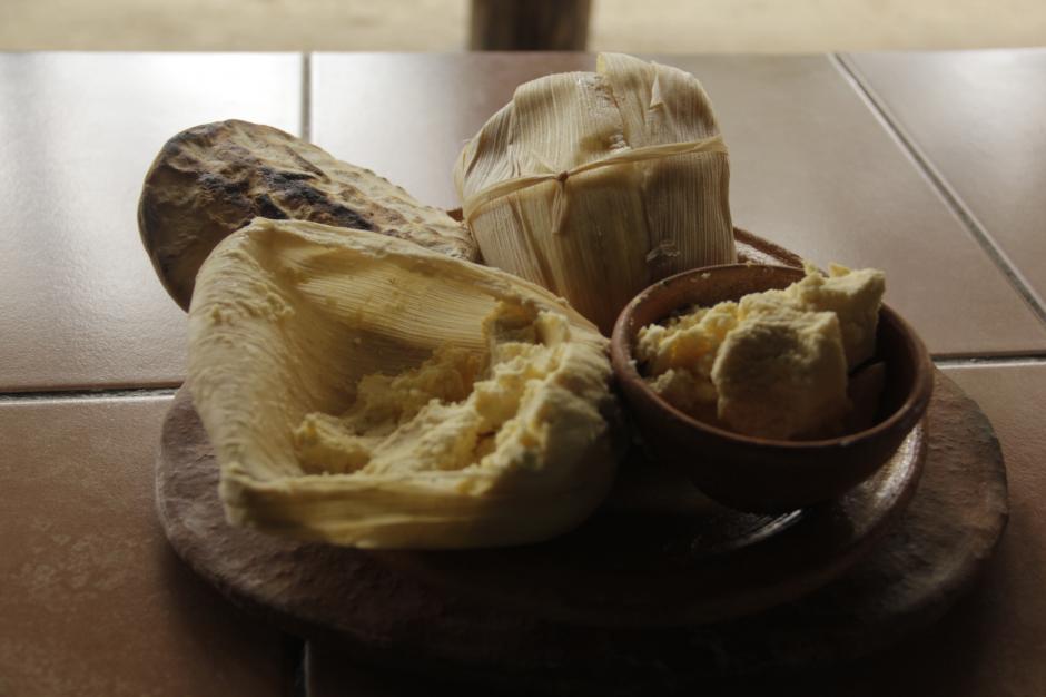La mantequilla escurrida es la especialidad del restaurante. (Foto: Fredy Hernández/Soy502)