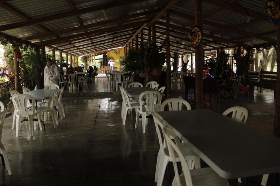 La Fragua de Henry es uno de los sitios recomendados para ir a comer. Está en la ruta a Honduras. (Foto: Fredy Hernández/Soy502)