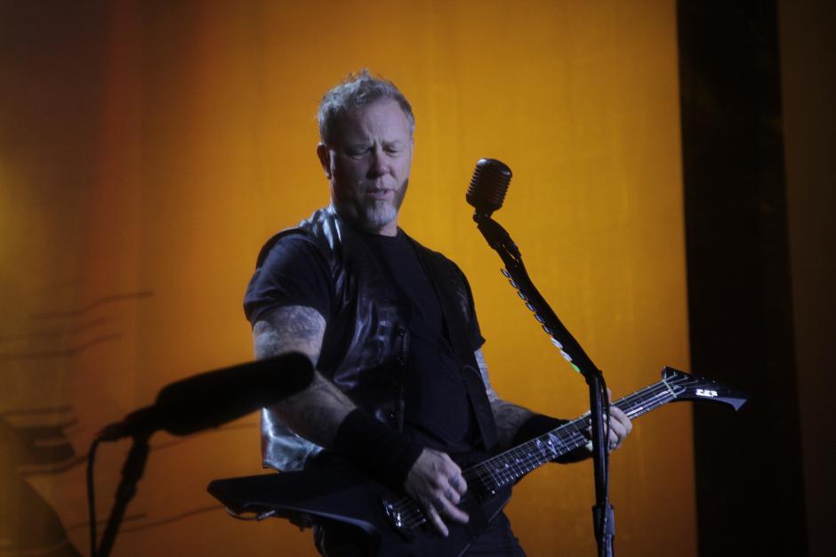 """Metallica confirmó que hará una presentación especial con la intérprete de """"Bad romance"""". (Foto: Archivo/Soy502)"""