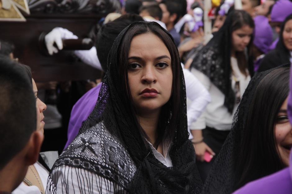 Recorrerá sitios emblemáticos como la Catedral, el arco de Santa Catarina, La Merced, entre otros puntos. (Foto: Fredy Hernández/Soy502)