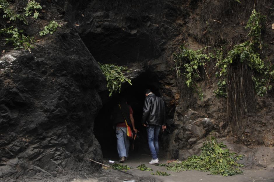 La Cueva de las Minas es un lugar místico en Esquipulas. (Foto: Fredy Hernández/Soy502)
