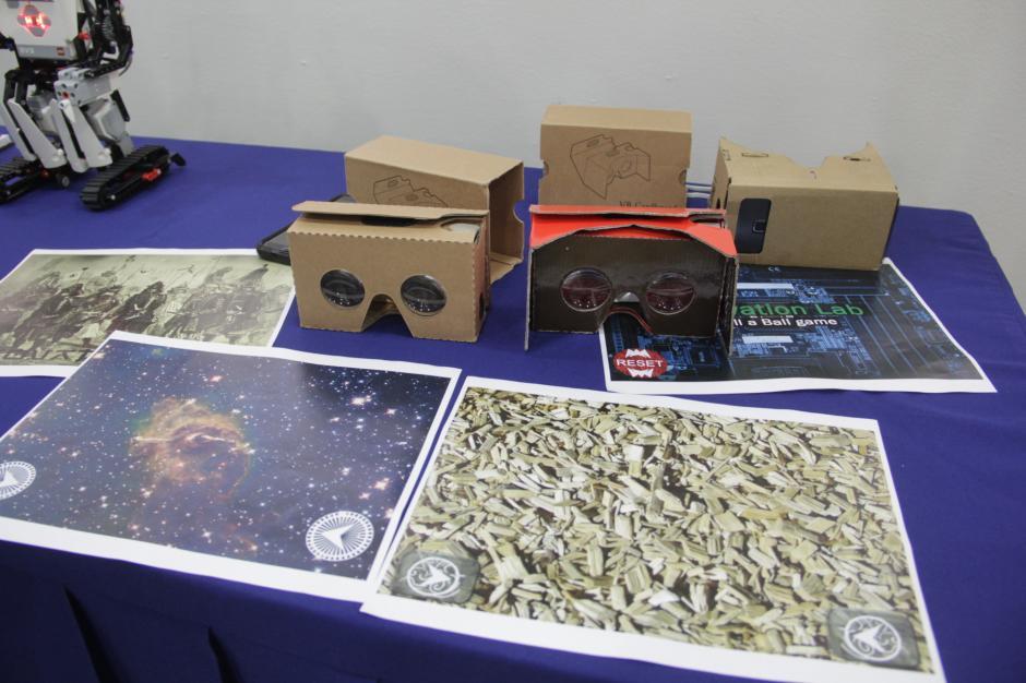 Se espera que los participantes creen apps para la realidad aumentada. (Foto: Fredy Hernández/Soy502)