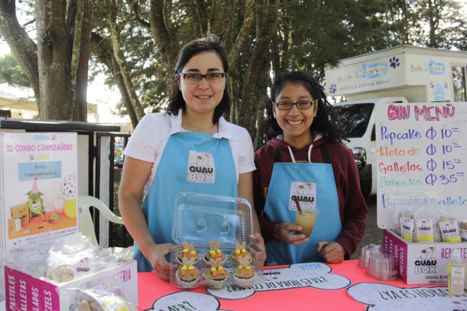 Guau Box ha venido a revolucionar el mercado de comida para las mascotas. (Foto: Fredy Hernández/Soy502)