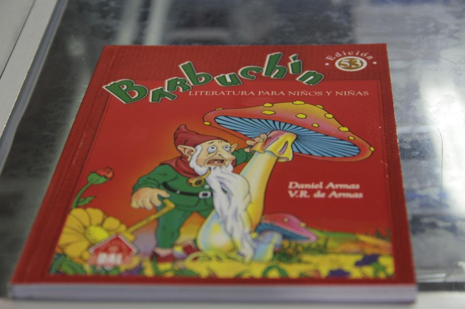 Barbuchín es uno de los más queridos por sus historias llenas de fantasías.(Foto: Fredy Hernández/Soy502)
