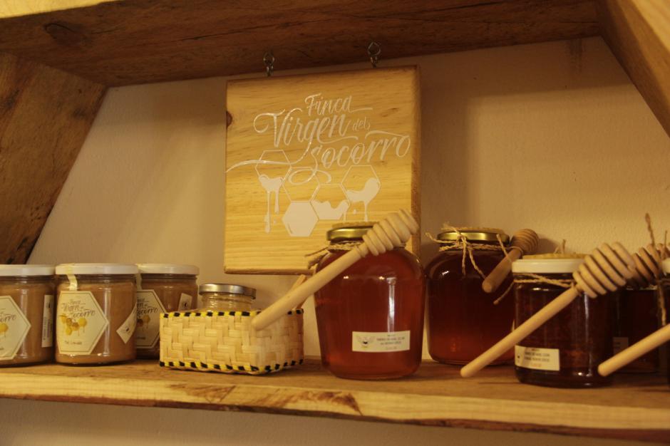 Varios productos provienen del interior del país. (Foto: Fredy Hernández/Soy502)