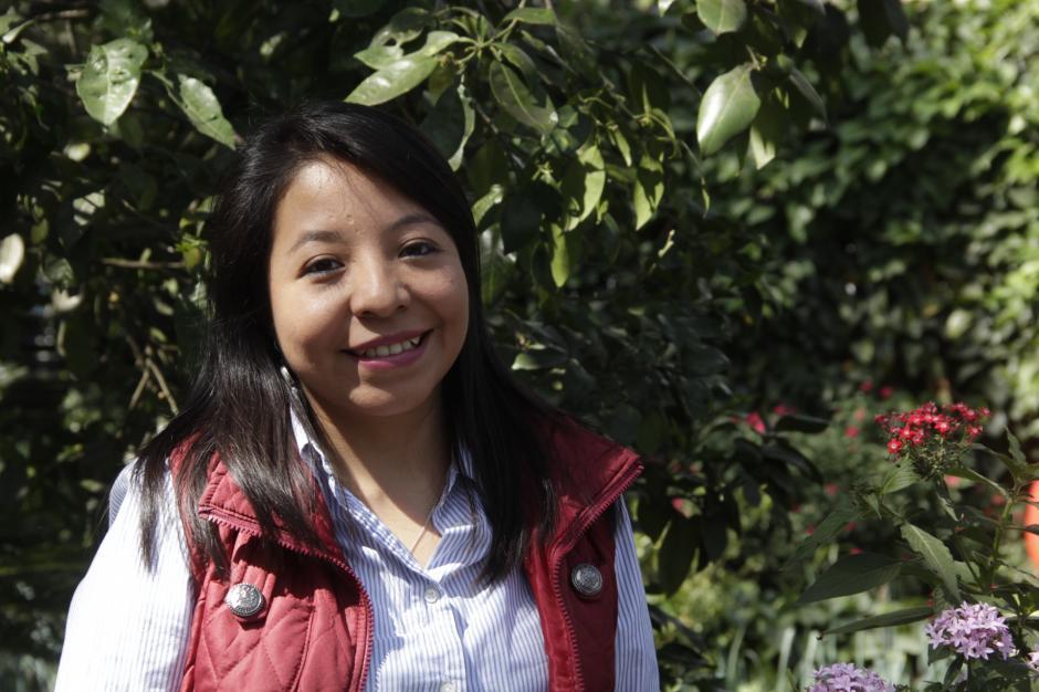 En la actualidad trabaja para Enactus, apoyando a jóvenes emprendedores. (Foto: Fredy Hernández/Soy502)