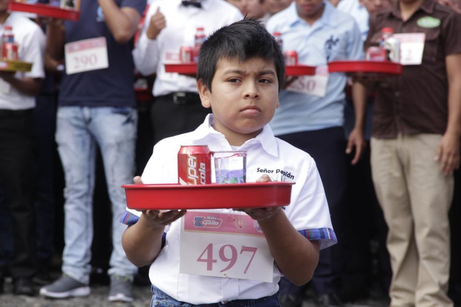 El corredor 197 empezó a ser parte de esta tradición deportiva. (Foto: Fredy Hernández/Soy502)