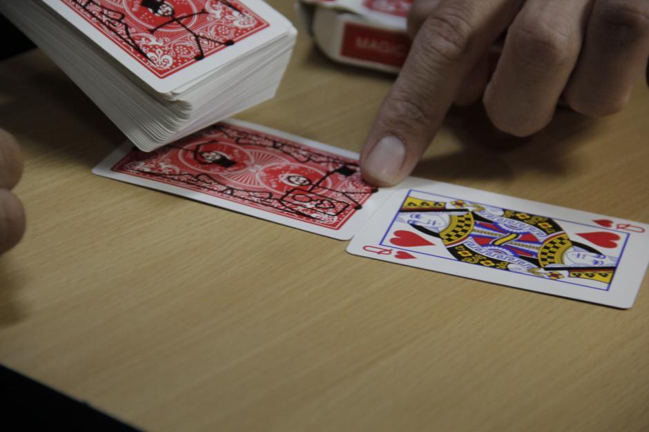 Los espectadores también podrán ser parte del show de magia. (Foto: Fredy Hernández/Soy502)