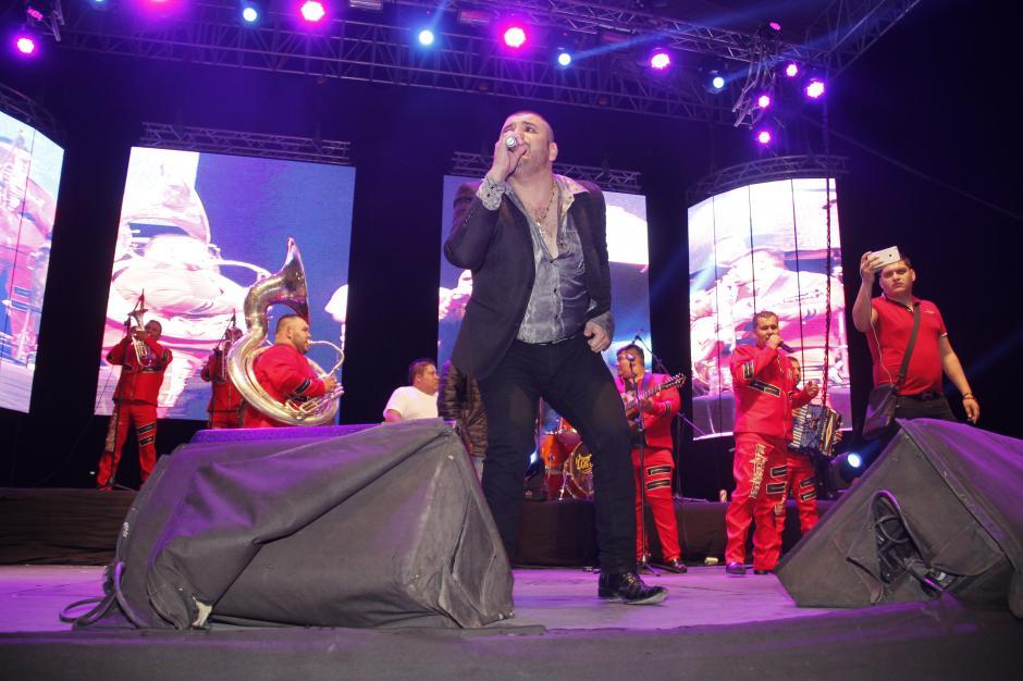 La música regional mexicana es el estilo que caracteriza a este artista.(Foto: Carlos Duarte/Nuestro Diario)