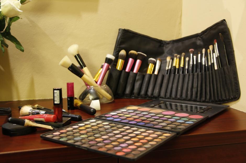 Lo importante del maquillaje es resaltar los rasgos más lindos de tu rostro. (Foto: Fredy Hernández/Soy502)