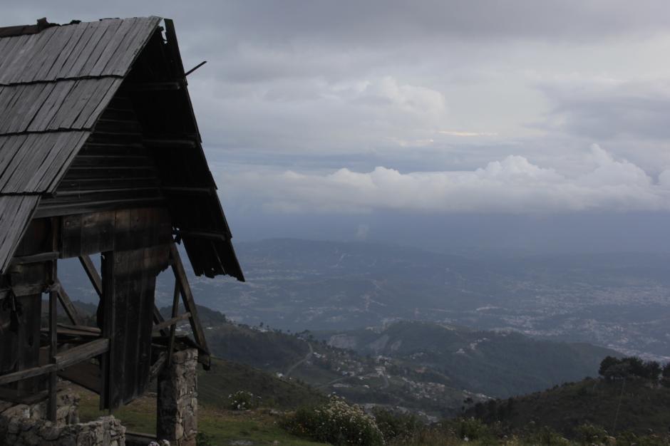 Si vas a Huehuetenango, debes pasar por el mirador Diéguez Olaverri para observar la grandeza de las montañas. (Foto: Fredy Hernández/Soy502)