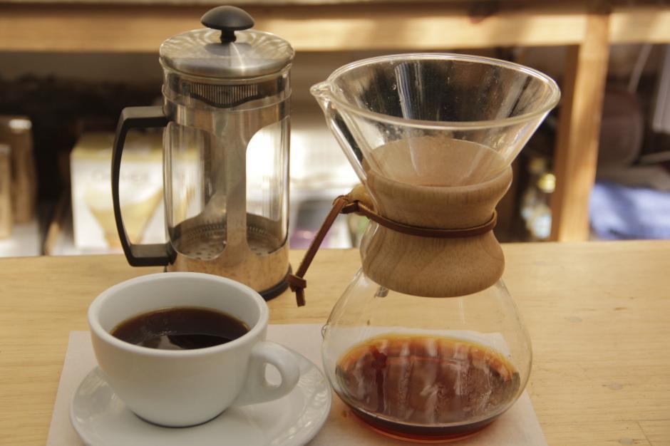 El café abre de ocho de la mañana a ocho de la noche de lunes a sábado. (Foto: Fredy Hernández/Soy502)