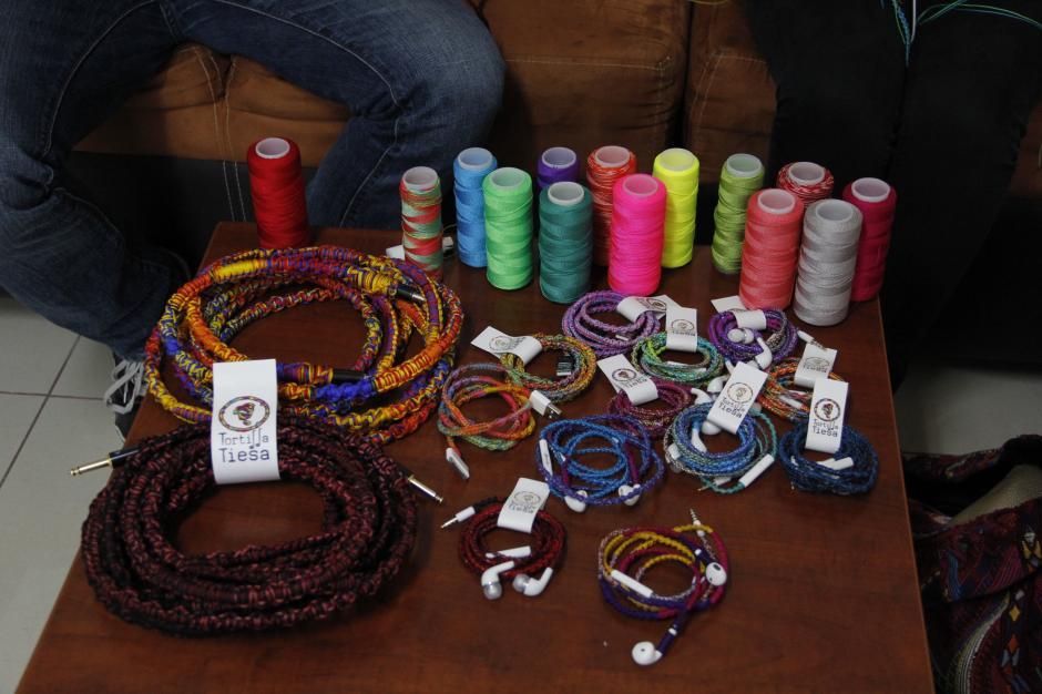 Si deseas adquirir uno de estos productos, puedes comunicarte a través su fanpage en Facebook.(Foto: Fredy Hernández/Soy502)