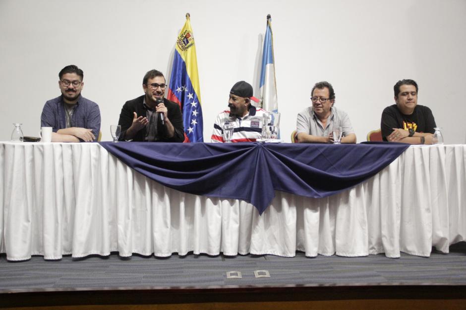 El concierto será este viernes 23 de septiembre en Forum Majadas. (Foto: Fredy Hernández/Soy502)
