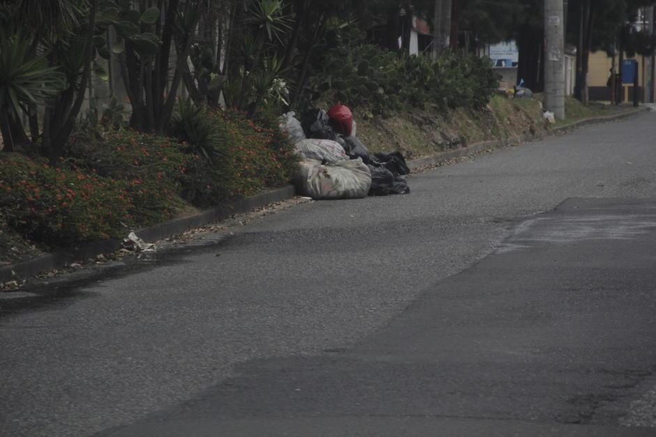 El 70 por ciento de los capitalinos pagan la extracción de basura, según datos de la Municipalidad de Guatemala. (Foto: Fredy Hernández/Soy502)