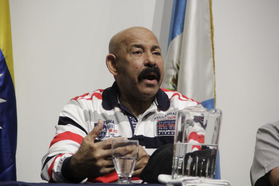 El venezolano explica que la música ha sido una gran inspiración para su vida. (Foto: Fredy Hernández/Soy502)