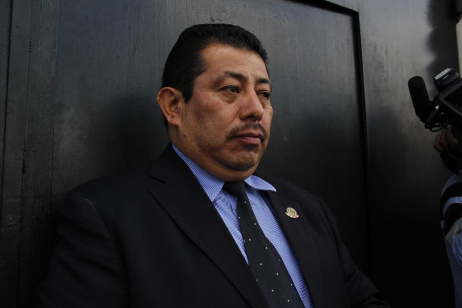 El abogado Jaime Hernández dijo que el recurso fue presentado para evitar vejámenes a su defendido que podría sufrir en el centro hospitalario de la zona 18.(Foto: Fredy Hernández/Soy502)