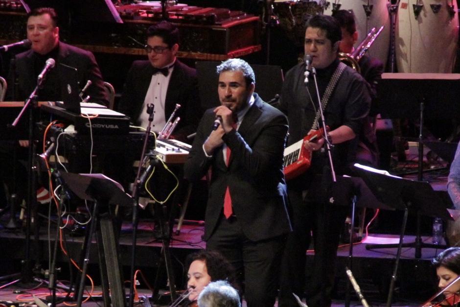 Francisco Páez relató algunas experiencias que ha vivido el grupo a lo largo de su trayectoria. (Foto: Fredy Hernández/Soy502)