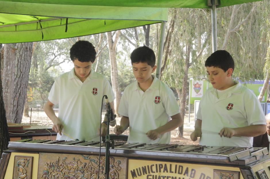 Diversas melodías fueron interpretadas con gran calidad por los niños. (Foto: Fredy Hernández/Soy502)