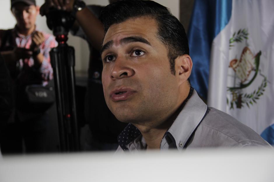 La recomendación que da Bran a las empresas es que presenten una demanda contra la Muni de Mixco para saber si por la vía legal puede pagar la deuda. (Foto: Fredy Hernández/Soy502)