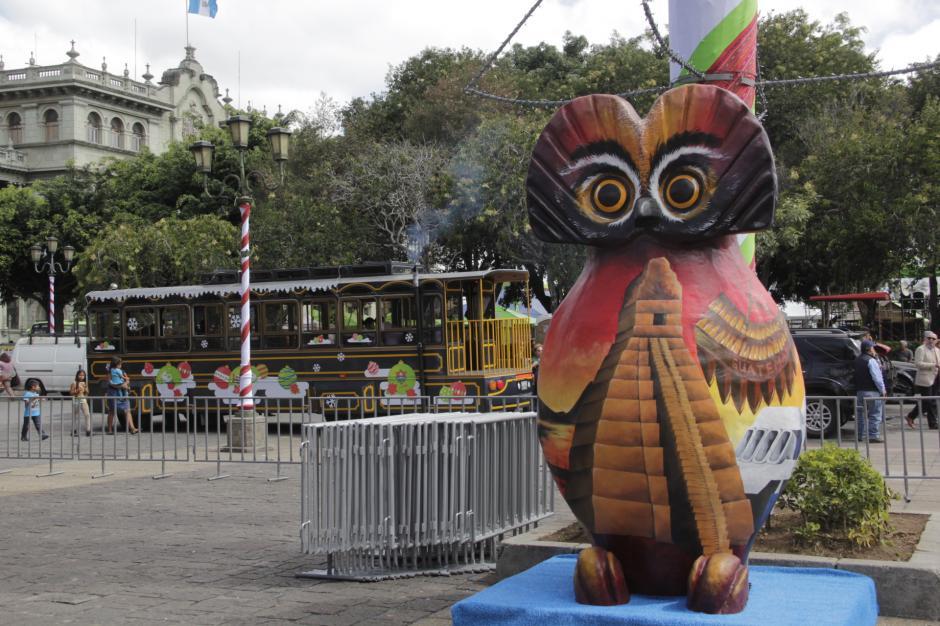 El Festival Navideño de la Sexta cumple cinco años de alegrar a los guatemaltecos. (Foto: Fredy Hernández/Soy502)