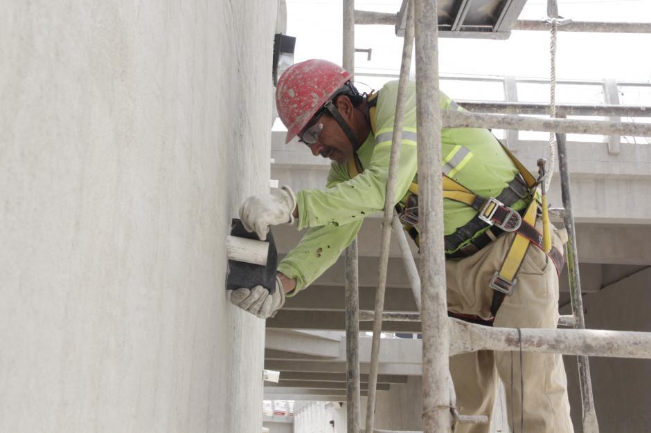 Cerca de 145 hombres trabajaron en este proyecto vial por casi seis meses. (Foto: Fredy Hernández/Soy502)