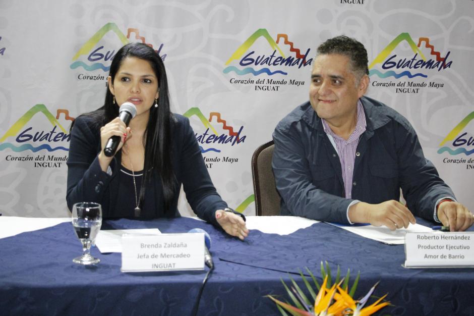El director de la telenovela, Roberto Hernández, expresó que Antigua Guatemala será una de las mejores locaciones para la historia.(Foto: Inguat)