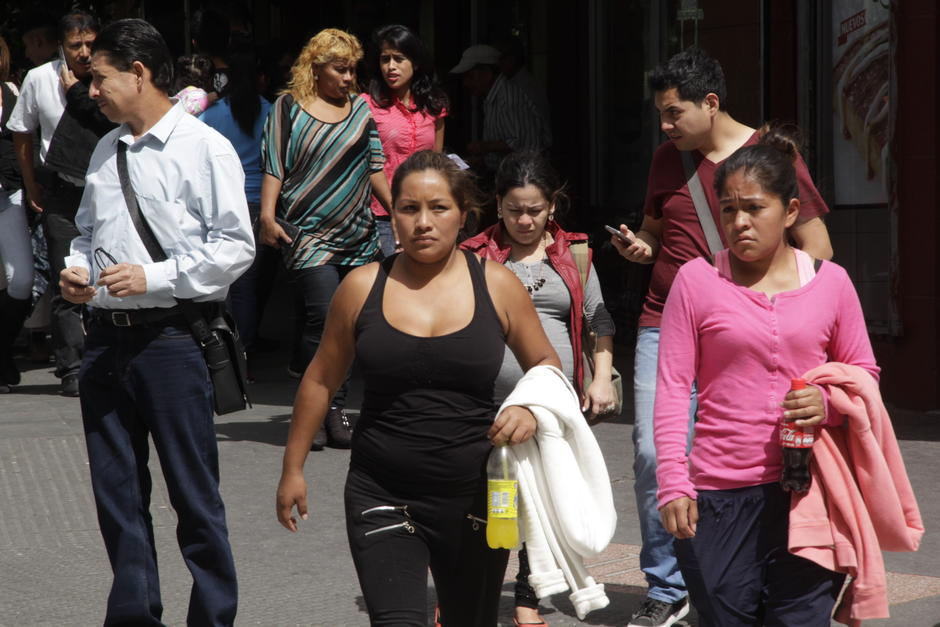 El acoso callejero afecta a todas las mujeres en Guatemala. (Foto: Fredy Hernández/Soy502)