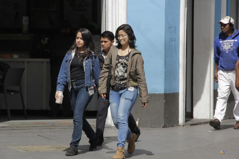 Las más jóvenes son las que se ven más vulneradas. (Foto: Fredy Hernández/Soy502)