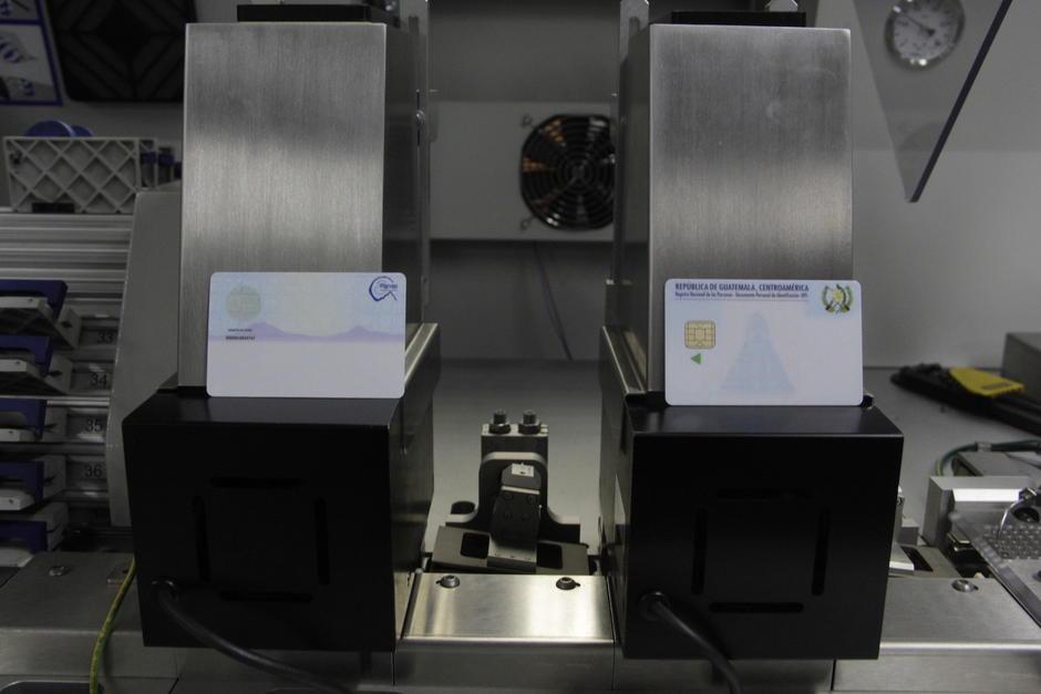 Se espera que el Renap imprima todos los DPI que tiene pendientes en un periodo de 6 semanas. (Foto: Fredy Hernández/Soy502)