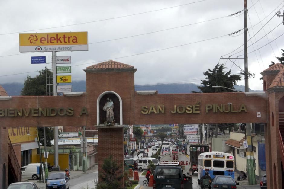 Mudarse a San José Pinula es una de las opciones más fuerte entre la mayoría de vecinos.(Foto: Fredy Hernández/Soy502)