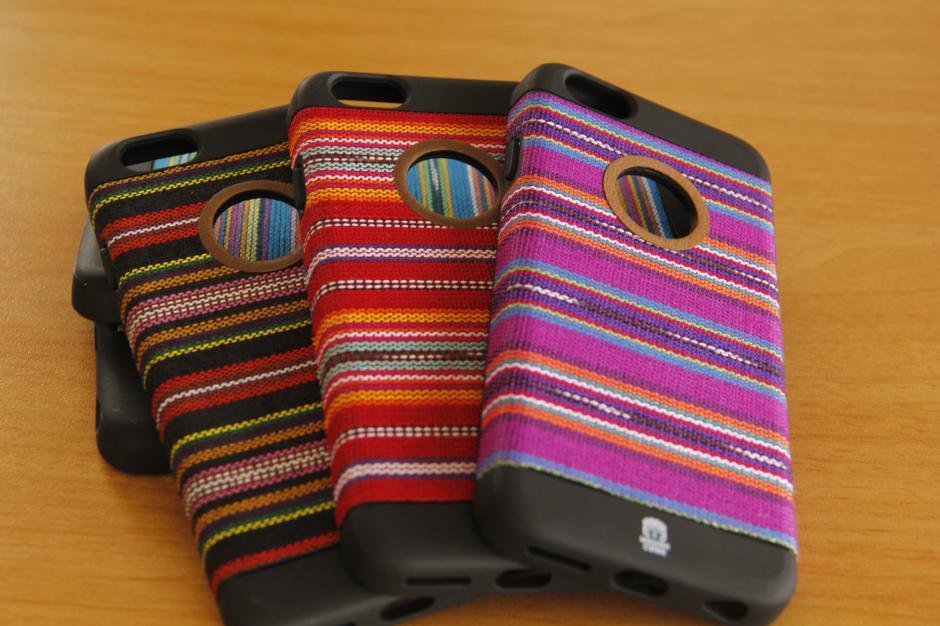 Las telas son totalmente guatemaltecas de artesanos chimaltecos.(Foto: Fredy Hernández/Soy502)