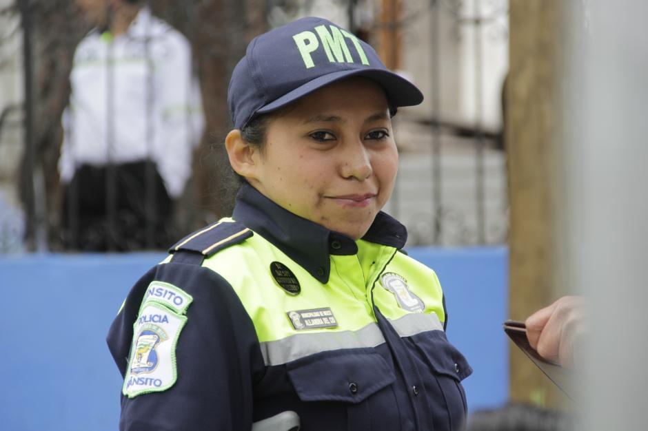 Ella espera servir con lealtad al municipio de Mixco. (Foto: Fredy Hernández/Soy502)