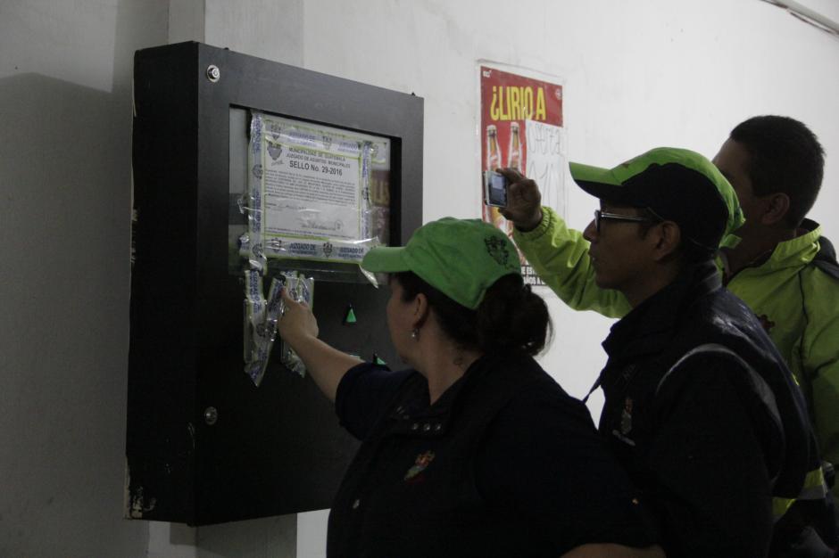 Dentro de los requisitos que incumplen muchos establecimientos es tener la autorización para el uso de equipos de sonido. (Foto: Fredy Hernández/Soy502)