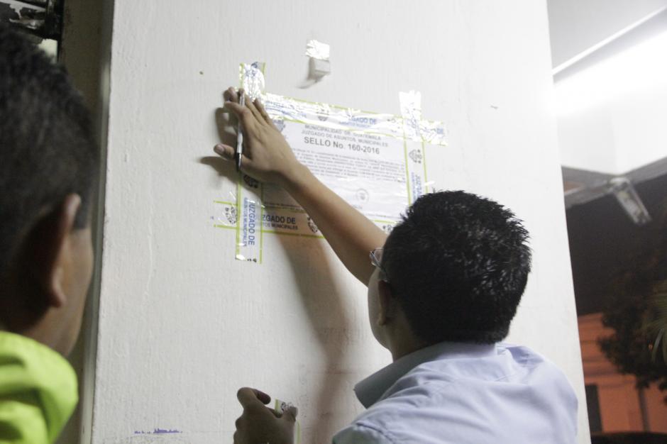 Cada operativo es distinto, puede durar entre 20 y 40 minutos. (Foto: Fredy Hernández/Soy502)