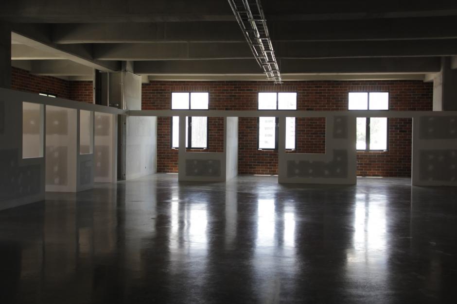 Varias oficinas cuentan con espacios más amplios para una mejor labor. (Foto: Fredy Hernández/Soy502)