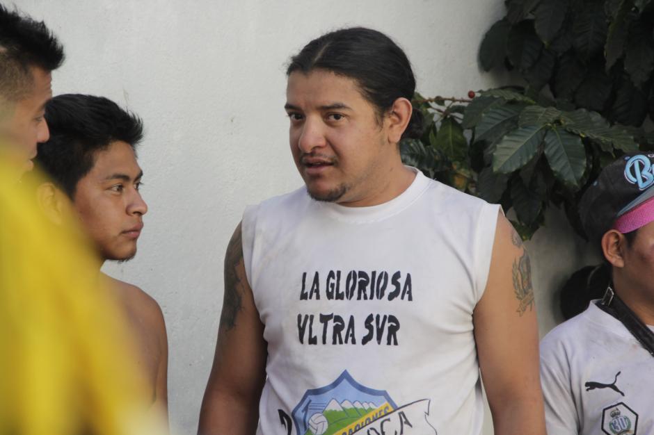 Los seguidores cremas se defienden de los señalamientos. (Foto: Fredy Hernández/Soy502)