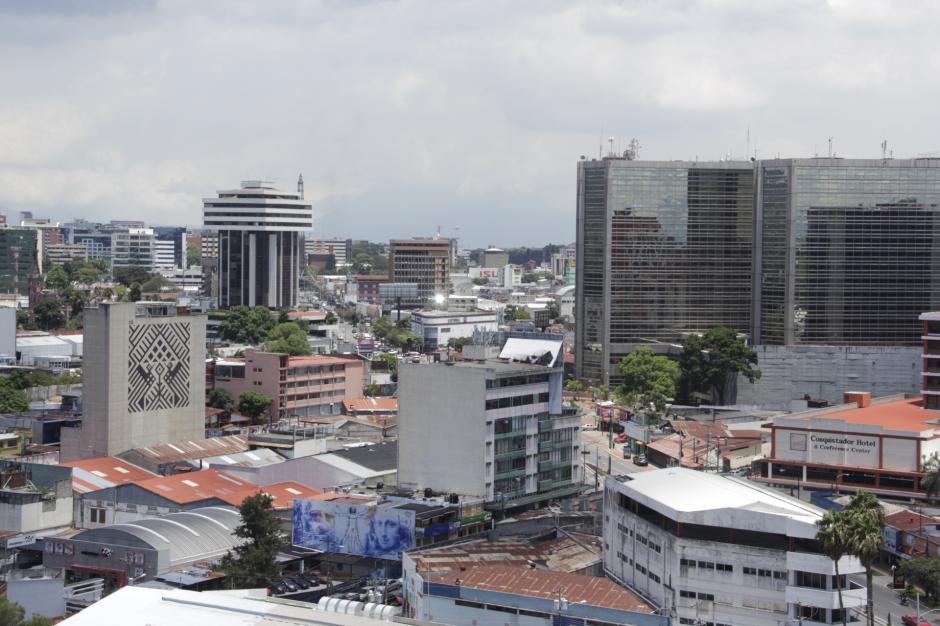 La llegada del Campus Tec y otros proyectos han ayudado a revitalizar la zona 4. (Foto: Fredy Hernández/Soy502)