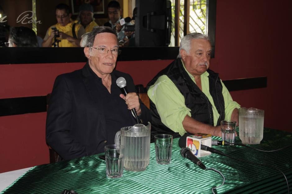 Rafael Arreaga lamentó los hechos que provocaron destrozos en Antigua. (Foto: Fredy Hernández/Soy502)