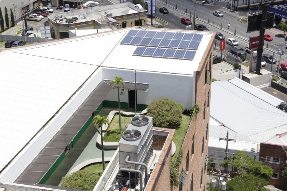 La nueva fase del Campus Tec permitirá que cerca de 150 empresas se trasladen a los alrededores de la zona 4 y hacer crecer el emprendimiento en ese sitio. (Foto: Fredy Hernández/Soy502)