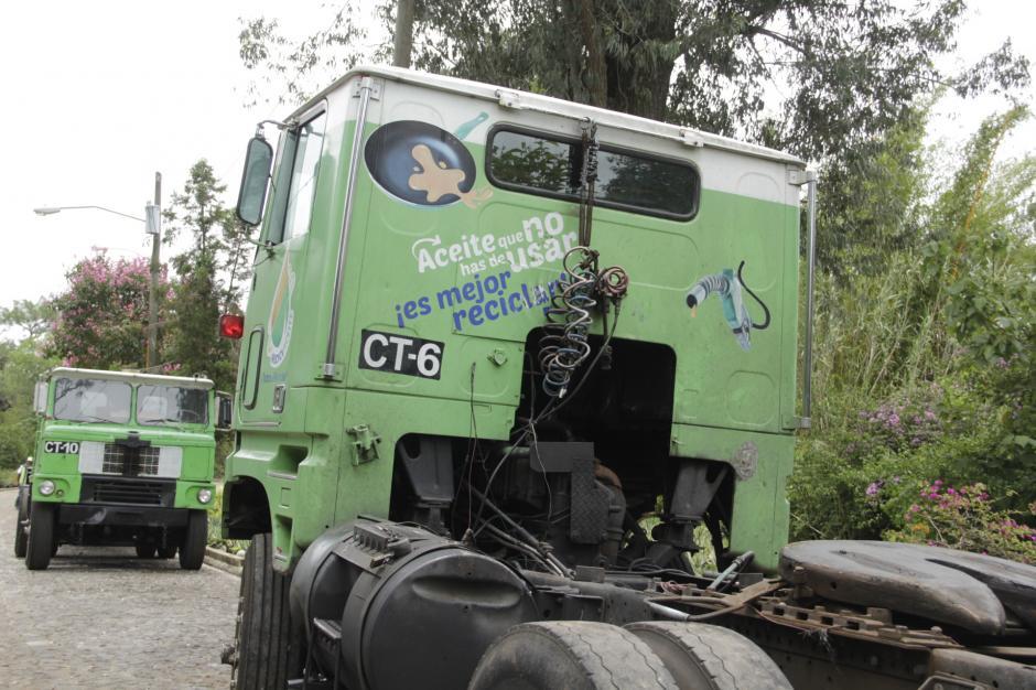 Reciclaceite espera ser un programa permanente de la Municipalidad de Guatemala para evitar que el aceite de cocina termine en las alcantarillas de la ciudad. (Foto: Fredy Hernández/Soy502)